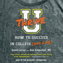 U Thrive by Dan Lerner audiobook