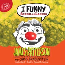 I Funny: School of Laughs by James Patterson audiobook