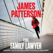 The Family Lawyer by James Patterson audiobook