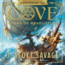 Gears of Revolution by J. Scott Savage audiobook