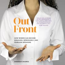 Out Front by Deborah Shames audiobook