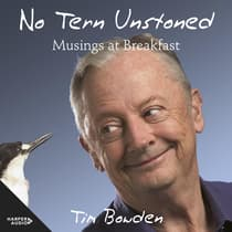 No Tern Unstoned by Tim Bowden audiobook
