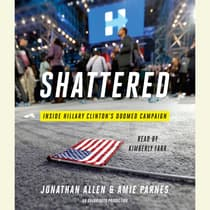 Shattered by Jonathan Allen audiobook