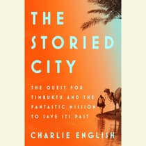 The Storied City by Charlie English audiobook