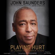 Playing Hurt by John Saunders audiobook