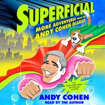 Superficial by Andy Cohen audiobook