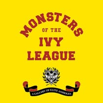 Monsters of the Ivy League by Ellis Weiner audiobook