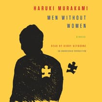 Men without Women by Haruki Murakami audiobook