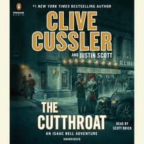 The Cutthroat by Clive Cussler audiobook