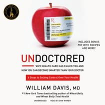 Undoctored by William Davis audiobook