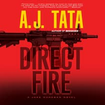 Direct Fire by A. J. Tata audiobook