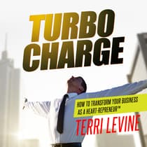 Turbo Charge by Terri Levine audiobook