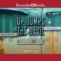 Up Jumps the Devil by Margaret Maron audiobook