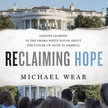 Reclaiming Hope by Michael Wear audiobook
