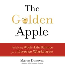 The Golden Apple by Mason Donovan audiobook