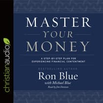 Master Your Money by Ron Blue audiobook