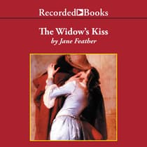 The Widow's Kiss by Jane Feather audiobook