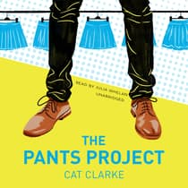 The Pants Project by Cat Clarke audiobook