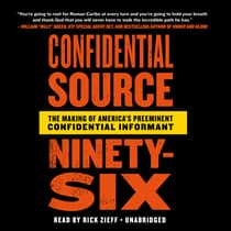 Confidential Source Ninety-Six by C.S. 96 audiobook