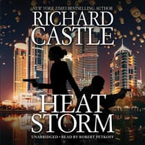 Heat Storm by Richard Castle audiobook