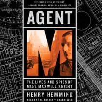 Agent M by Henry Hemming audiobook