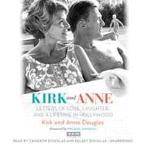 Kirk and Anne by Kirk Douglas audiobook