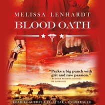 Blood Oath by Melissa Lenhardt audiobook
