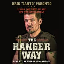 The Ranger Way by Kris Paronto audiobook