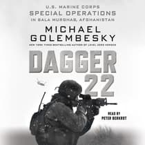 Dagger 22 by Michael Golembesky audiobook