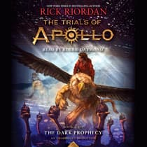 The Trials of Apollo, Book Two: The Dark Prophecy by Rick Riordan audiobook