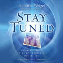 Stay Tuned by Jenniffer Weigel audiobook