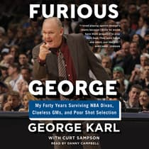 Furious George by George Karl audiobook