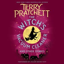 The Witch's Vacuum Cleaner and Other Stories by Terry Pratchett audiobook