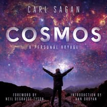 Cosmos by Carl Sagan audiobook