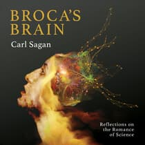 Broca's Brain by Carl Sagan audiobook