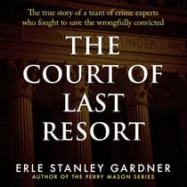 The Court of Last Resort by Erle Stanley Gardner audiobook