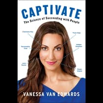 Captivate by Vanessa Van Edwards audiobook