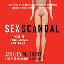 Sex Scandal by Ashley McGuire audiobook