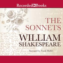 The Sonnets by William Shakespeare audiobook