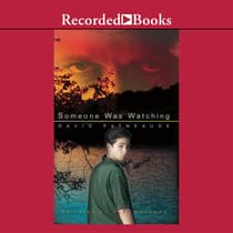 Someone was Watching by David Patneaude audiobook