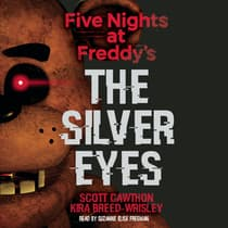 The Silver Eyes by Scott Cawthon audiobook