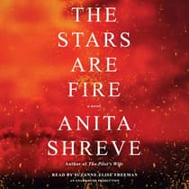 The Stars Are Fire by Anita Shreve audiobook