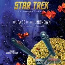 The Face of the Unknown by Christopher L. Bennett audiobook