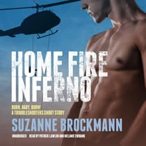 Home Fire Inferno by Suzanne Brockmann audiobook