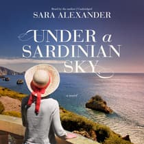 Under a Sardinian Sky by Sara Alexander audiobook