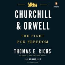 Churchill and Orwell by Thomas E. Ricks audiobook