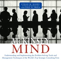 The McKinsey Mind by Ethan Rasiel audiobook