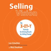 Selling Vision by Lou Schachter audiobook