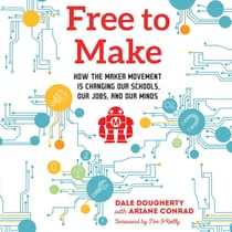 Free to Make by Dale Dougherty audiobook