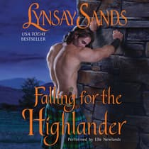 Falling for the Highlander by Lynsay Sands audiobook